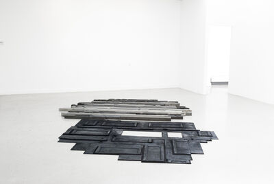 Nika Neelova, 'After you left they took it apart', 2014