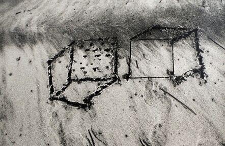 John Wood, 'Beach Drawing', 1983
