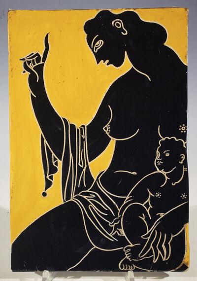 Corrado Cagli, 'The Goddess Venus', 1929