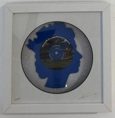 Keith Haynes, 'GSTQ - Diamond Dust Blue', 2019