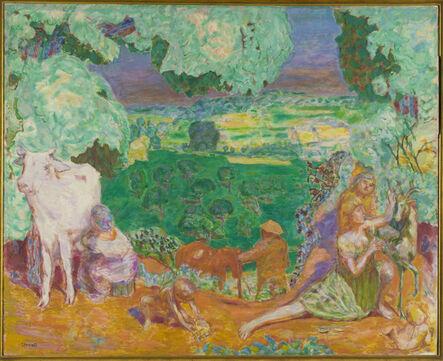 Pierre Bonnard, 'La Symphonie pastorale (The Pastoral Symphony) ', 1916-1920