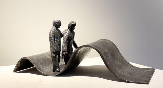 Reinhard Skoracki, 'Ups and Downs', 2020