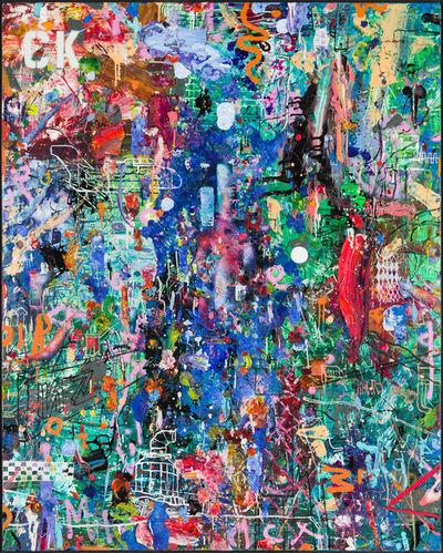 Christopher Knights, 'Fingerprint of Time', 2018