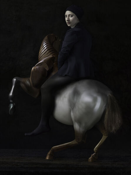 Hendrik Kerstens, 'Toy Rider I', 2012