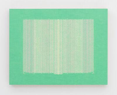 Brian Randolph, 'Green Binding', 2020