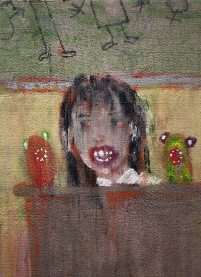 Danny Licul, 'Sock Puppet Presentation (#37)', 2014