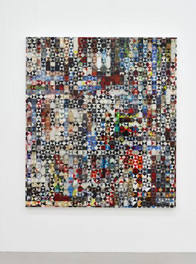 Matthias Bitzer, 'Untitled (Quilt)', 2014