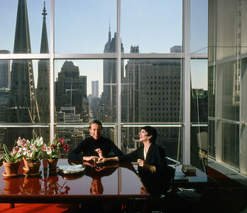 Harry Benson, 'Roy Halston & Liza Minnelli, New York', 1978