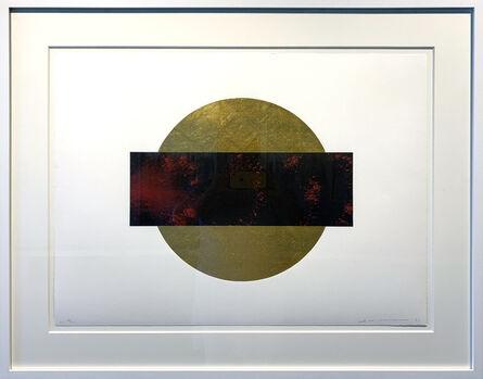 Lita Albuquerque, 'Sun and Moon Trajectory No. 1', 1995