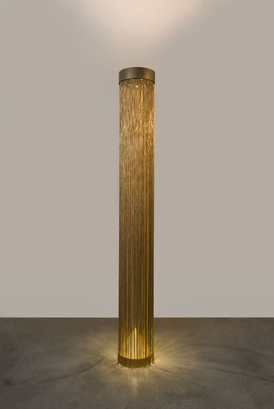 Iosselliani, 'Black Hole Sun Floor lamp', 2014