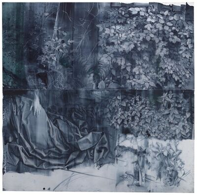 Julio Vaquero, 'Bosque de van der Weyden', 2019-20