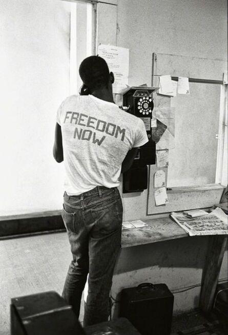 Steve Schapiro, 'Freedom Now', 1964