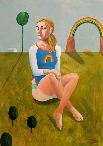 Jess Quinn, 'Woman In A Landscape', 2019