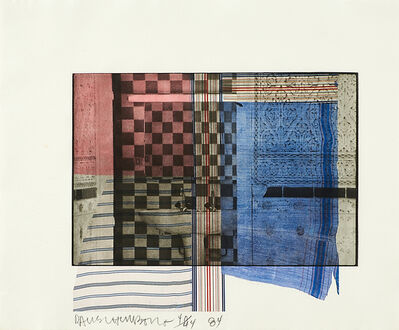 Robert Rauschenberg, 'Faus', 1984