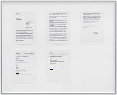 Annaïk Lou Pitteloud, 'Shredded Paper', 2012