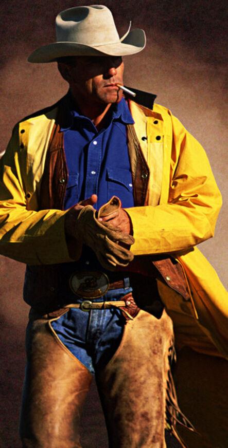 Hannes Schmid, 'Cowboy # 73', 2008