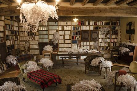 Paula Scamparini, 'Todos os livros que li (All the books I read)', 2012