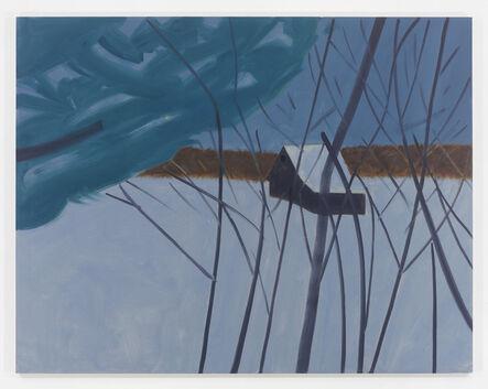 Alex Katz, 'Snow Scene, 2', 2014