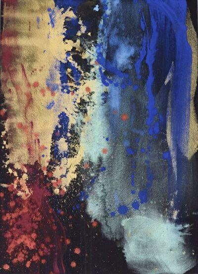 Makoto Fujimura, 'Tapestry of HF', 2012