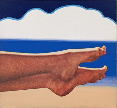 Tom Wesselmann, 'Little Seascape #3', 1965-1968