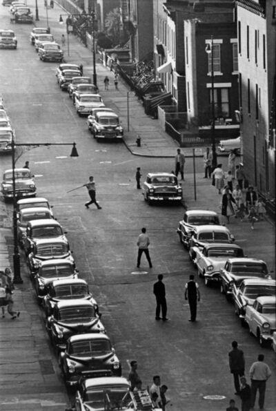 Bruce Davidson, 'Stickball, Brooklyn, NYC ', 1959