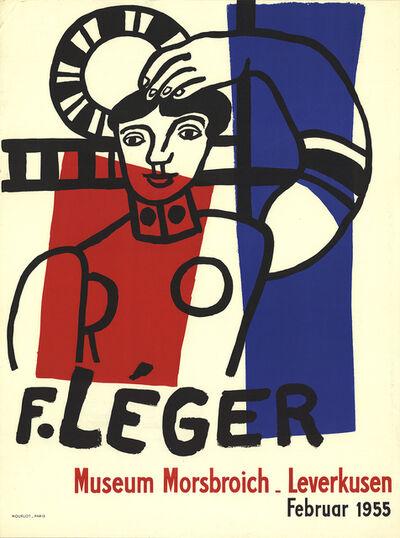 Fernand Léger, 'Museum Morsbroich', 1955
