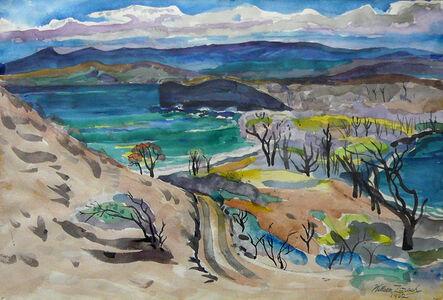 William Zorach, 'The Wild Country - Grenada, BWI', 1962