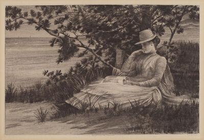 William Saint John Harper, 'Revery', 1888