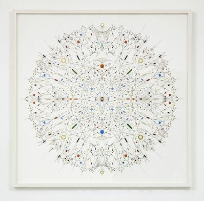 Leonardo Ulian, 'Technological mandala 31', 2014