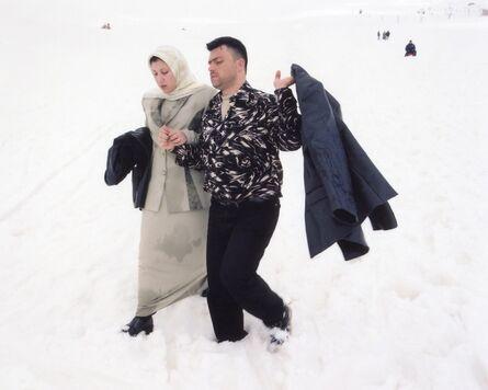Ad van Denderen, 'So Blue So Blue, Bchare, Lebanon', 2005