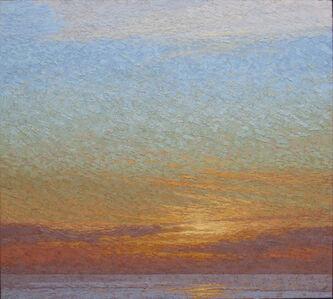 Michael Fairclough, 'Sea Passage - Dusk X', ca. 2020