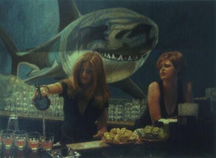 Davis Morton, 'Shark Club #2: Emy's Shots', 2001