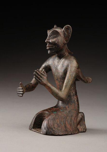 'Immortal figure', 206 BC -220 AD