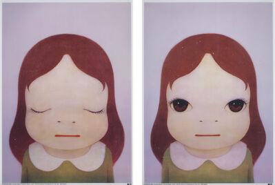 Yoshitomo Nara, 'Cosmic Girls', 2008