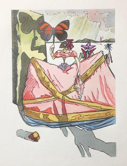Salvador Dalí, 'Un Roi d'alors', 1959