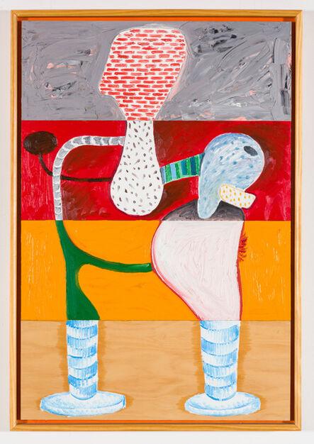 Ray Smith, 'Brick Head', 2012
