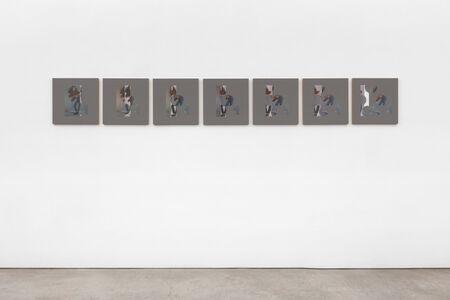 Kelley Walker, 'Untitled 1980 Brooke Shields with Bio', 2017