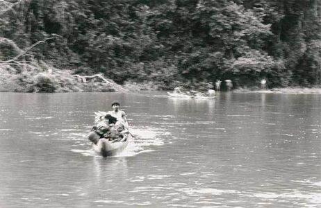 Lothar Baumgarten, 'Makunaima (River-Crossing) 1', 1979