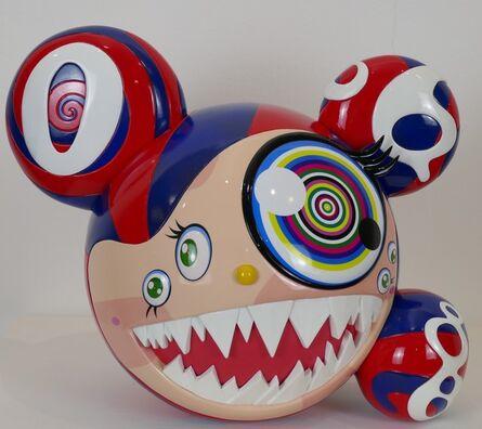 Takashi Murakami, 'Mr. Dob Figure Bait Red', 2016