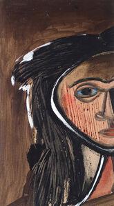 Jankel Adler, 'The Jewess', Undated