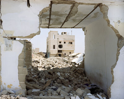 Sean Hemmerle, 'Residential Structure, Gaza, Palestine', 2004