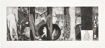 Jasper Johns, 'The Seasons', 1989
