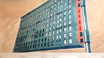 Alexandre Arrechea, 'El viento, la ventana y mi balcón ya no son los mismos.', 2013
