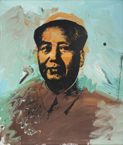 Andy Warhol, 'Mao', 1973