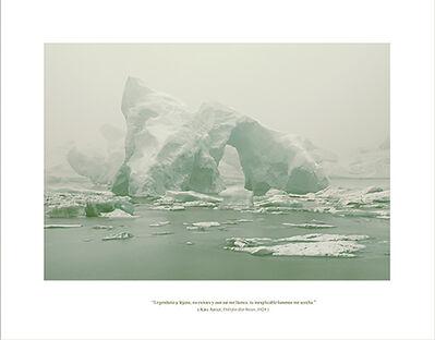 Javier Vallhonrat, 'Serie EOLIONIMIA  Iceberg #13', 2013