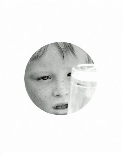 The Late Estate of Broomberg & Chanarin, 'Untitled (Boy looking at glass)', 2010
