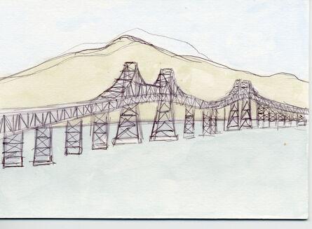 Lance Rivers, 'Richmond Bridge Architecture', 2011