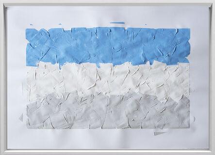Rodrigo González Castellanos, 'Desgaste de la psicología del color, Inteligencia', 2020