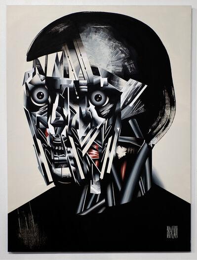 Bohdan Burenko, 'HEAD No. 8', 2016