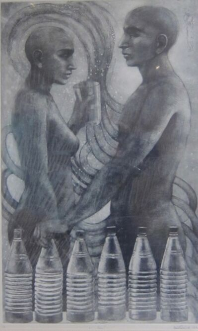 Anupam Sud, 'Acqua Pura'
